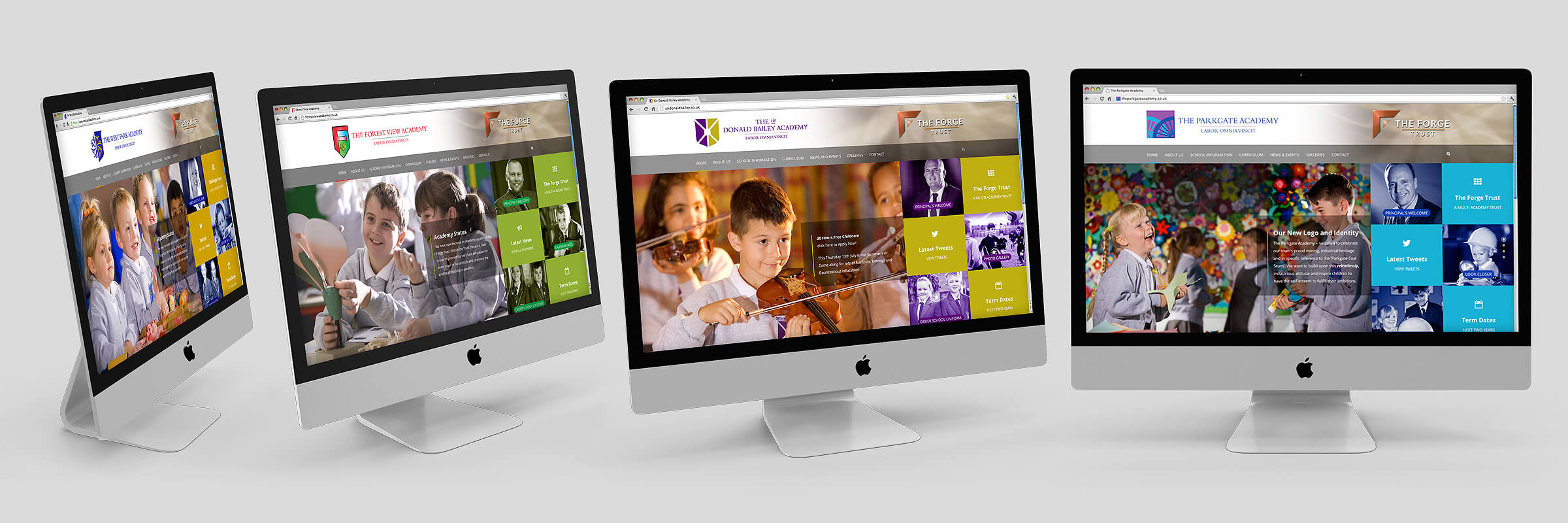 multi academy trust website design nottingham nottinghamshire lincoln lincolnshire york yorkshire