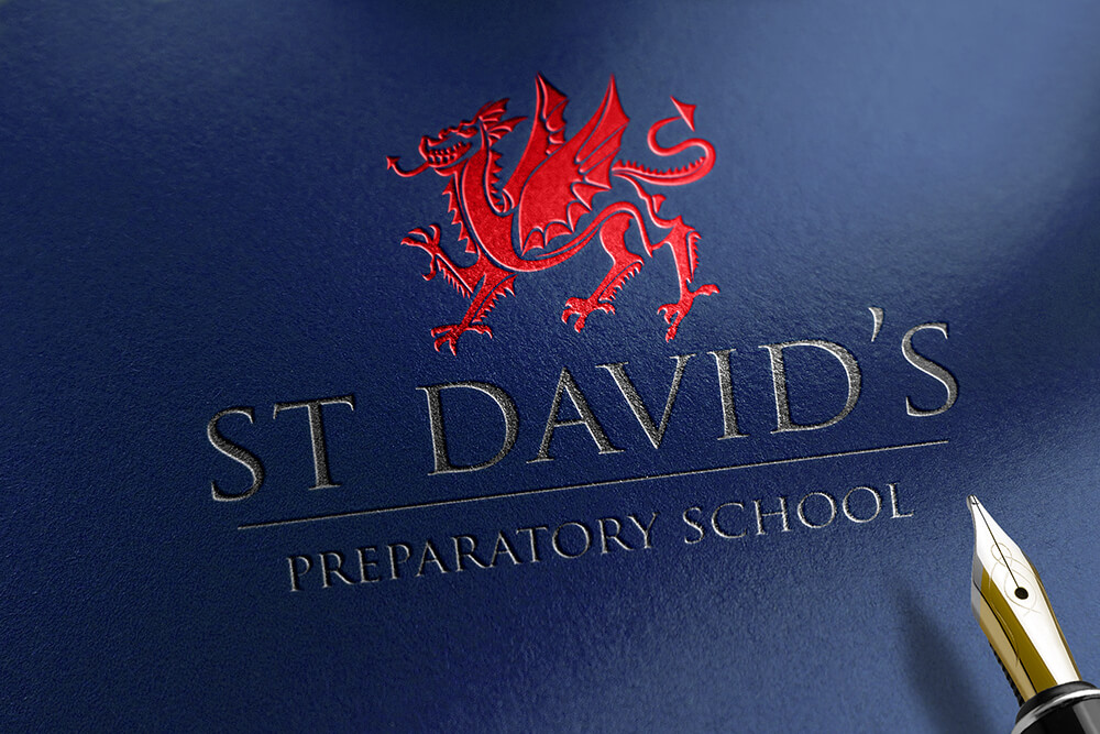 independent school brochure design