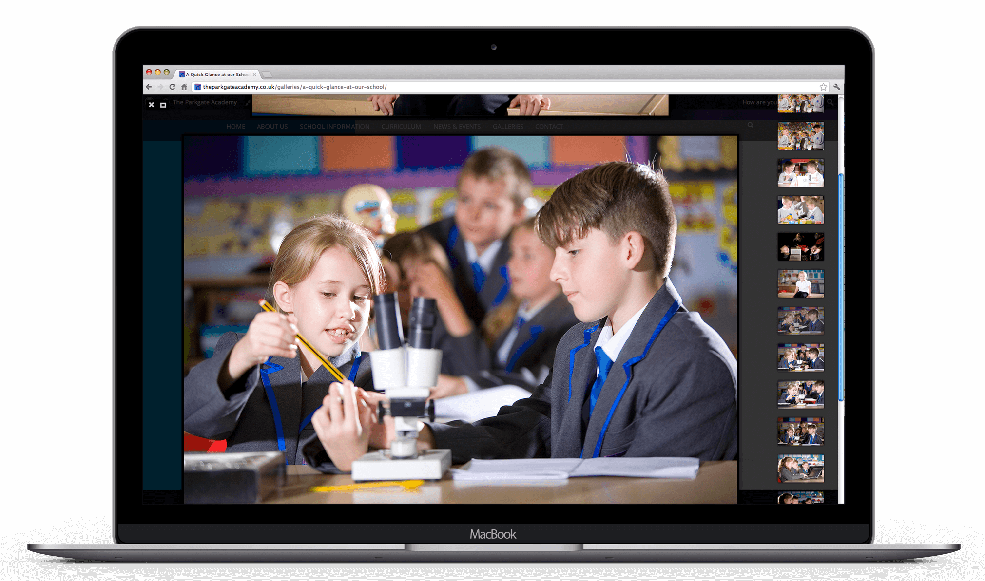 school curriculum photography